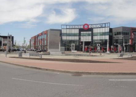 place centrale du centropolis