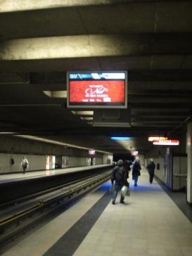 station de métro place d'armes