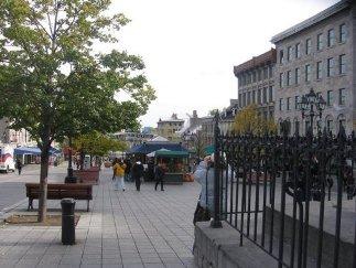 place jaques-cartier vieux montréal
