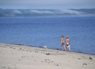 plage pointe lebel