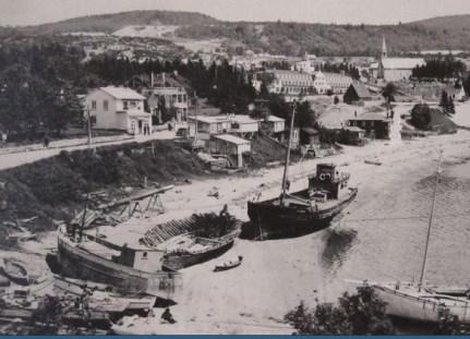plages de tadoussac