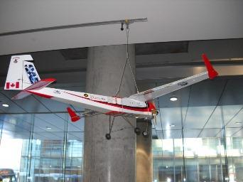 avion à concordia