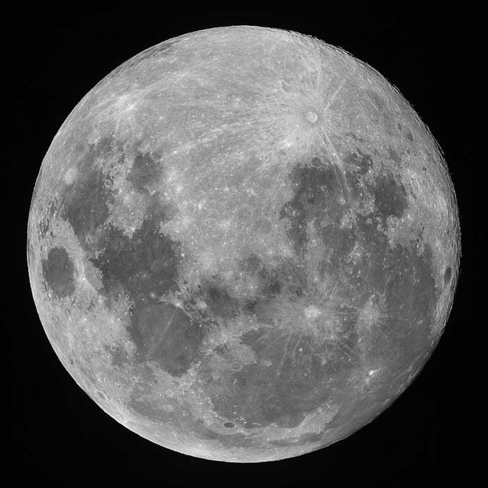Pleine Lune, Thierry Legault