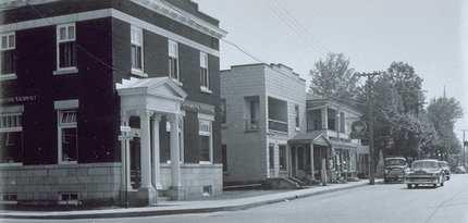 Plessisville, rue st.calixte