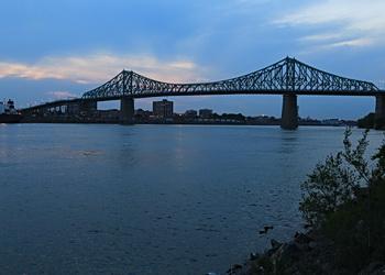 la nuit pont cartier