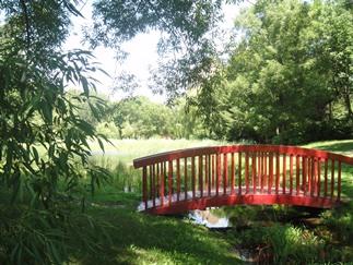 ponts du lac lacoursière