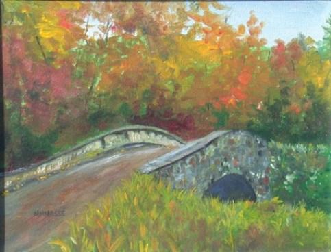 Un pont de Montebello