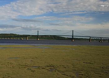 pont de l'ile d'orléans