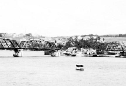 pont de la rivière saguenay