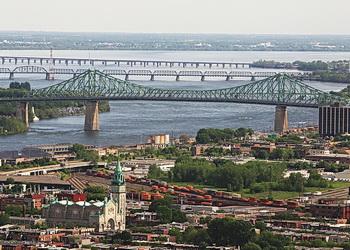 ponts de montréal