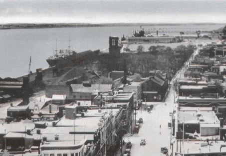 port de trois rivières