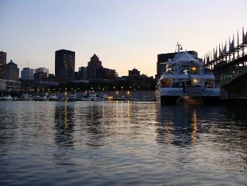 port de plaisance de montréal