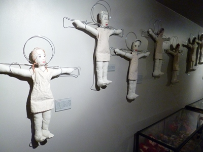 poupées chiffon