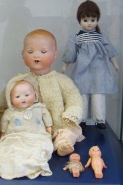 Le p'tit Musée de la poupée