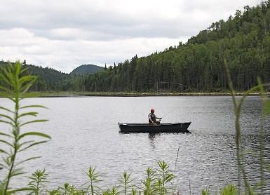 pourvoirie du lac croche