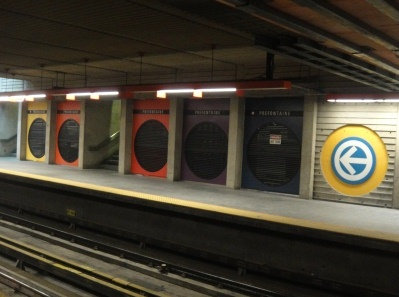 station préfontaine