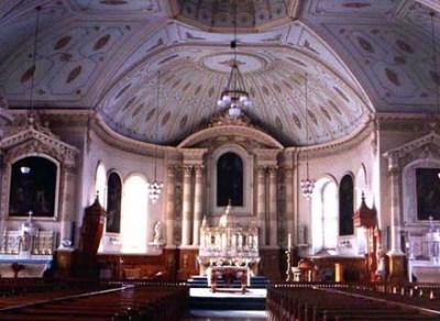 La paroisse de La Présentation