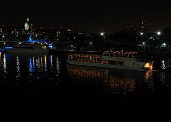 promenade en bateau montréal