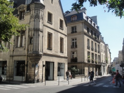 quartier le marais a paris