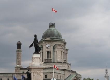 monument champlain quebec