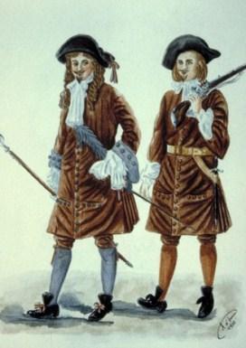 régiment carignan salieres