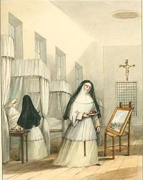religieuses de l'hôtel dieu de montréal
