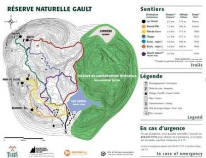 reserve naturele gault