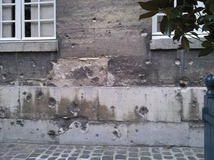 mur des fusillés