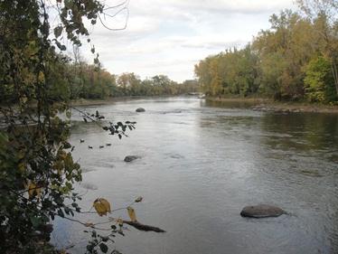 riviere des prairies ile de la visitation