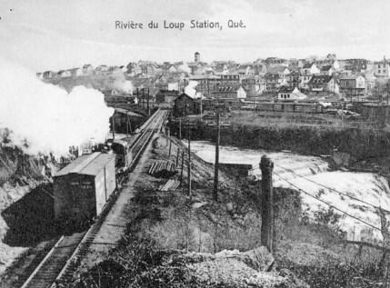 stationn de rivière du loup