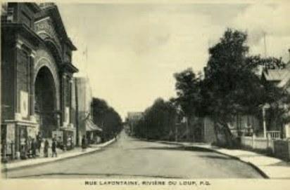 rue lafontaine rivière du loup