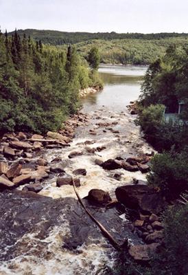 Rivière Mosquito