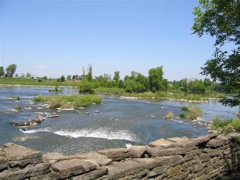 rivière sainte-martine