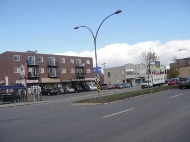 rue roanne et concorde ouest