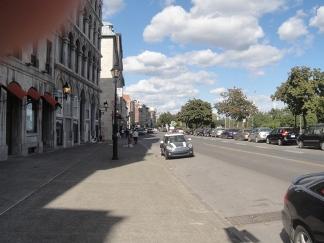 rue de la commune de montréal