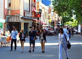 prince arthur street