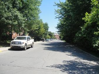 rue des passereaux