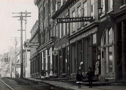 rue du passage