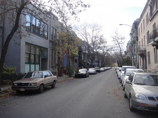 rue de l'hotel de ville