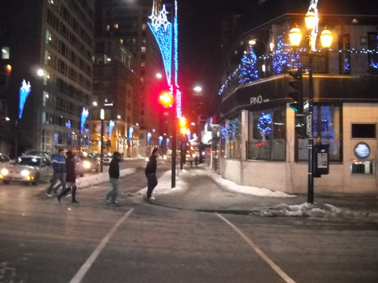 rue montreal