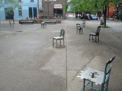 sculptures rue roy