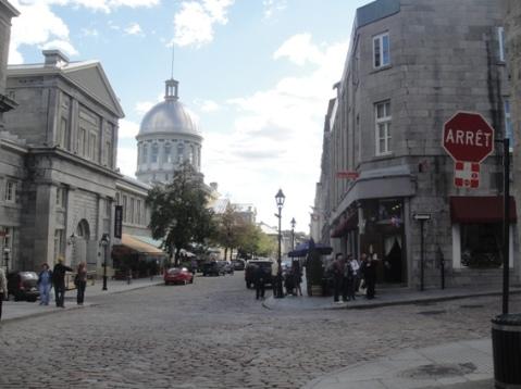 rue st paul montréal