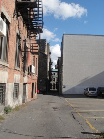 rue saint éloi montreal