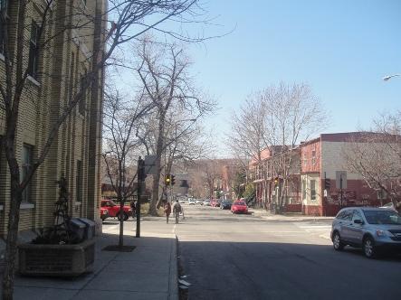 rue st henri, sud ouest