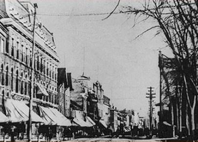 rue wellington de sherbrooke