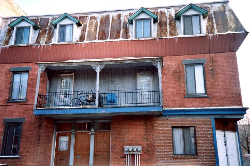 Maison à Saint-Henri copyright Grandquébec