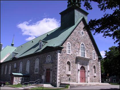 Église St-Joseph-de-Lauzon