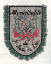 armoiries saint-juste-du-lac