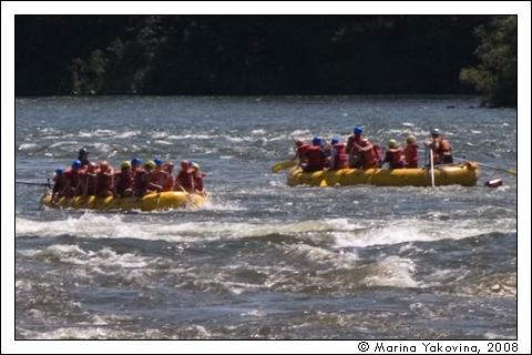 rafting saint laurent