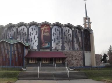 sanctuaire marie reine des coeurs